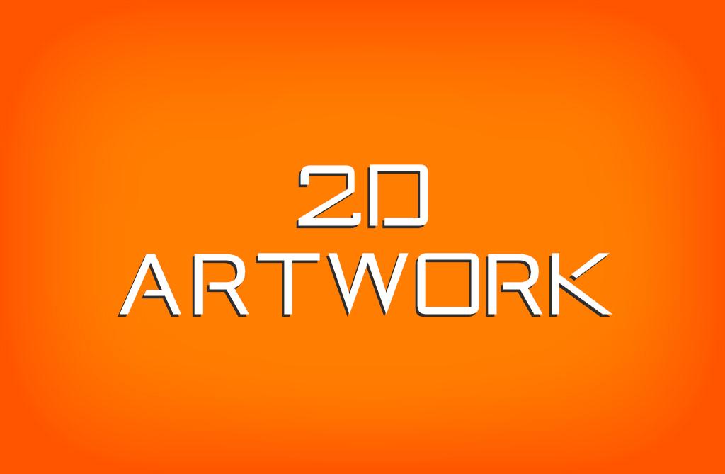 2D Arts